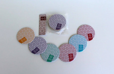 Item 11. Beverage Coaster - Set of 6 Pcs  Price: 600 RSD